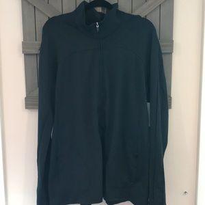 GapFit Maternity zip jacket XXL